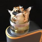 Don Kings hair - Perseus RDTA top cap/wick upset