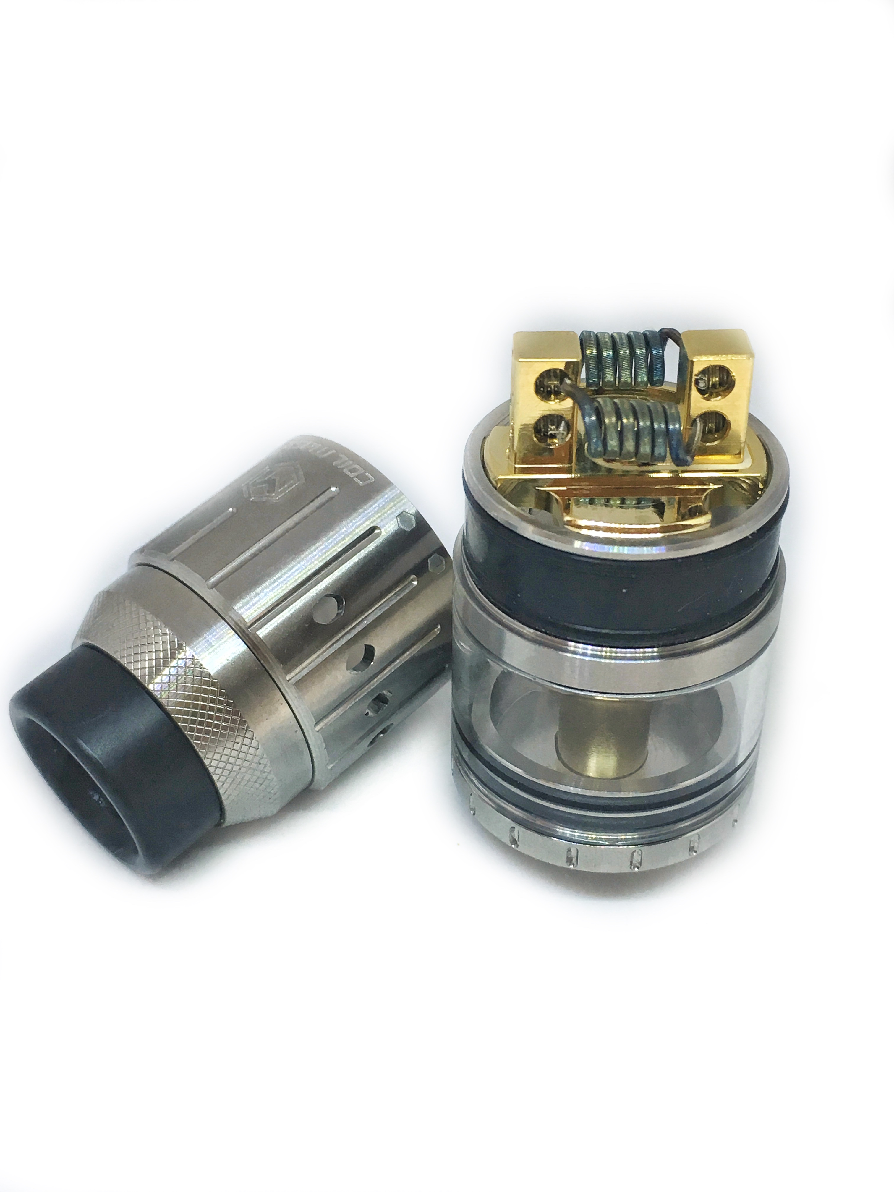 Coilmaster Genesis RDTA, does it perform differently to the